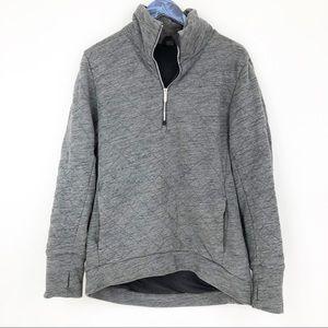 Lululemon Gray Forever Warm Pullover